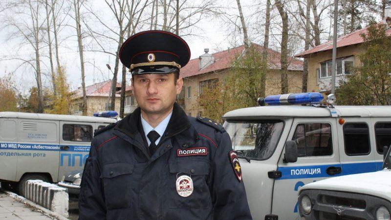 Прапорщик Алексей Потехин