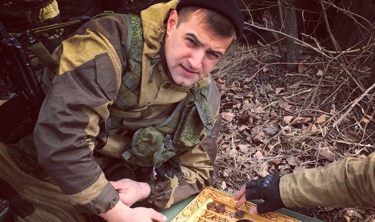 Марк Неймарк, армия, солдат, Сирия