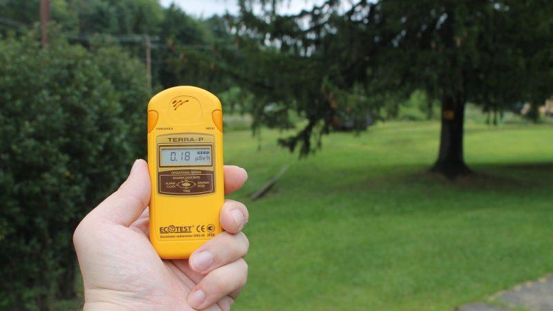 Дозиметр. Блоггер измерил радиацию в Челябинске