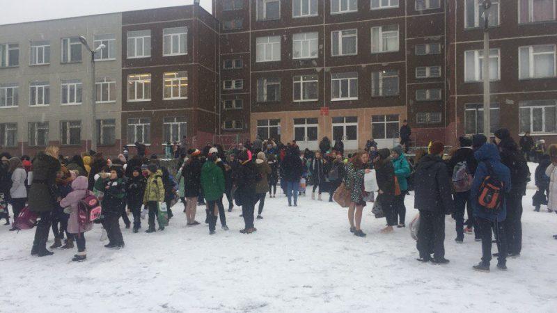 школа, Екатеринбург
