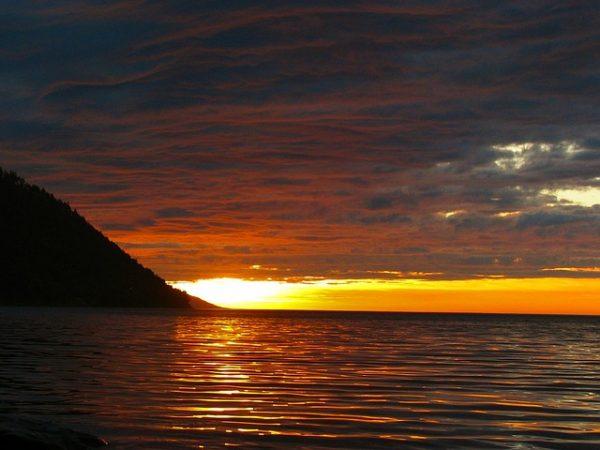 Байкал, озеро, экология