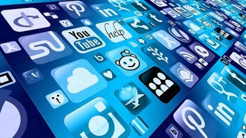 интернет, социальные сети, социальная сеть, лого