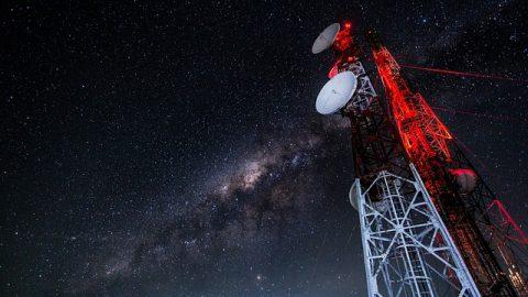 башня, вышка, связь, космос,