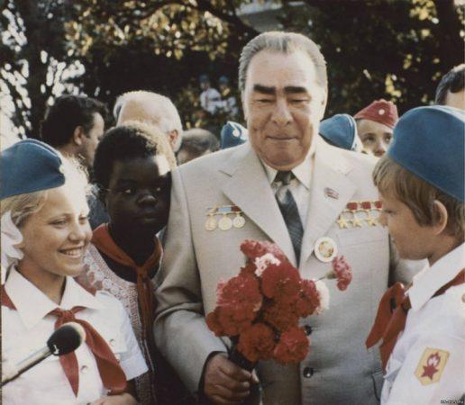 СССР, Брежнев